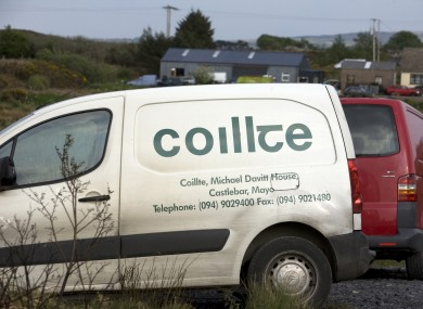 The government is thought to be considering selling off a stake in the forestry agency Coillte