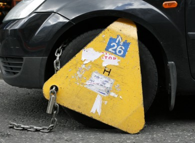 Clampers Make No Money From Clamping Thejournal Ie