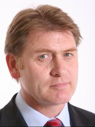 File photo of Eric Joyce, MP.