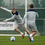 James McClean and Aidan McGeady are ideally placed for comparison.<span class=