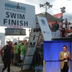 Former Motorola CEO Mike Zafirovski is always looking to prove his mettle. He took on a CEO challenge to do so: he completed an Ironman triathlon (2.4-mile swim, a 112-mile bike, and a marathon run) with a time time of 13 hours and 37 minutes. The very next day, he started at Motorola. (Pic: Wikimedia)