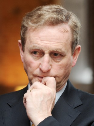 Taoiseach Enda Kenny (File photo)