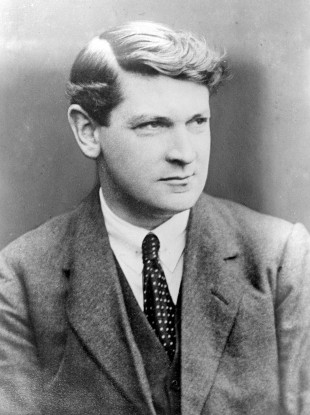 Michael Collins, director of intelligence for the IRA, and later Finance Minister in the government of the Free State.