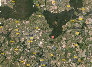 The Maine-el-Loire region