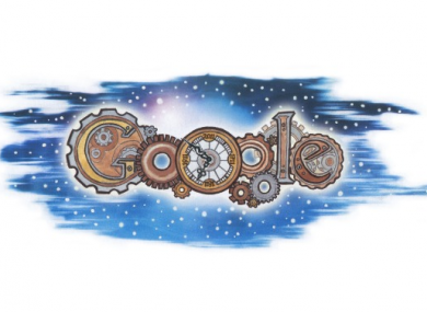 Irish teenager's doodle takes over Google homepage · The