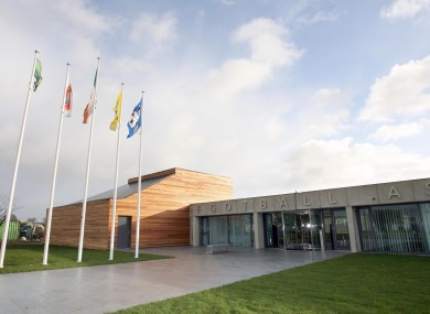 The FAI headquarters is set to gain some new neighbours.