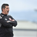 Derry manager, Declan Devine, has waited patiently in the wings for this chance.