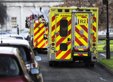 Almost half of ambulances called to life-threatening cardiac emergencies last year missed the eight-minute target for dispatch.
