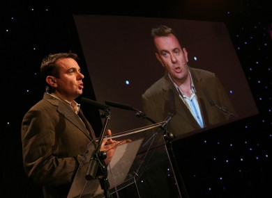 Director General of RTÉ, Noel Curran.