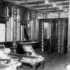 The Turkish bath cooling room on the Titanic.