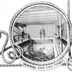 Artist's impression of how that swimming pool would be used.