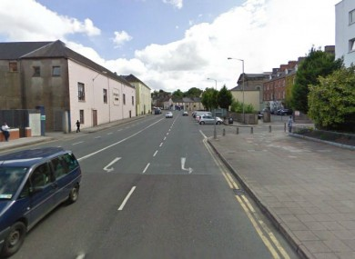 Infirmary Road in Cork