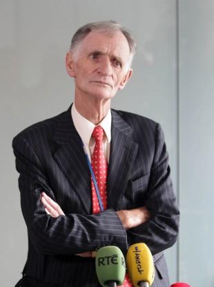 Chairman of the RTE Board Tom Savage