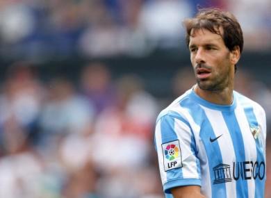 buy online c1046 6bbdd Ruud van Nistelrooy calls time on career · The42