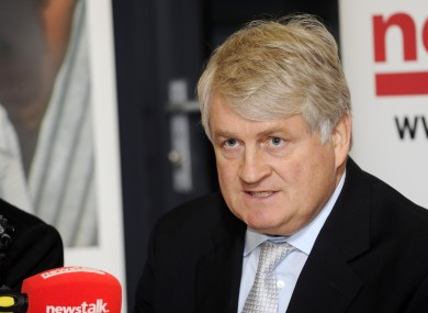 The BAI is unlikely to take further action over Denis O'Brien's stake in IN&M unless he breaches the 30 per cent barrier.