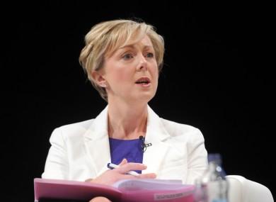 Fine Gael TD Regina Doherty