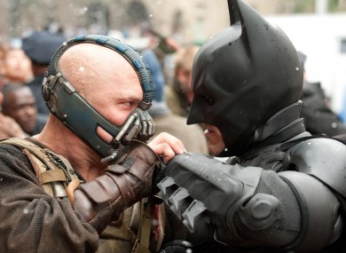 Bane vs batman latino dating