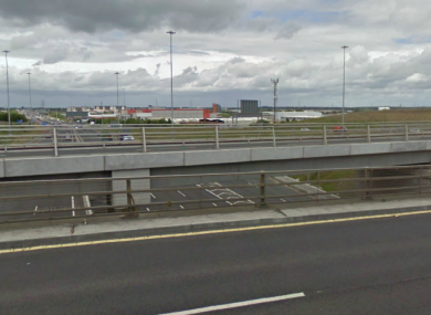 The Red Cow roundabout - the junction between the M50 and the N7 - is one of the country's busiest.