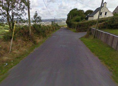 Lehenaghmore in Cork (File photo)