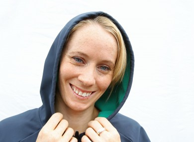 Derval O'Rourke: looking to make an impact in London.