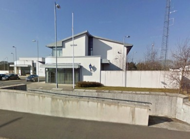 Ballyshannon Garda Station, Donegal.