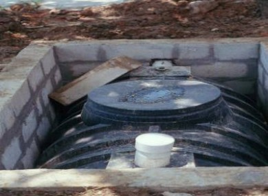 Inspection of septic tanks is mandatory under laws enacted last February in response to to a case at the European Court of Justice.