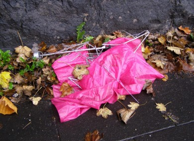 Umbrellas: friend or foe?
