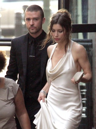 Jessica Biel and Justin Timberlake, pictured in 2010.