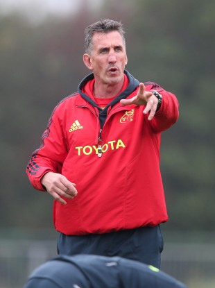 Rob Penney is relishing testing his Munster side against the best.