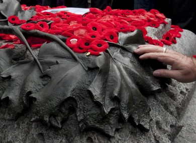 Poll: should we mark Poppy Day? · TheJournal ie
