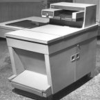 When Xerox got off the ground in 1906, it was as a maker of photographic paper and photography equipment called the Haloid Company. The company didn't introduce what we would think of as a copier until the Xerox 914 made its debut in 1959. (Pic: Xerox once made photo paper. (Pic: revolution-21.blogspot.com)