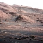 The first hi-resolution photo from another planet, taken by the Mars Curiosity rover. Image: NASA Goddard