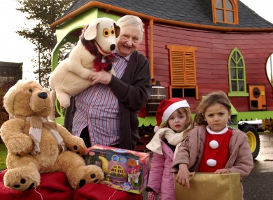 File photo of an SVP toy appeal.