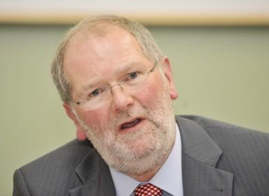 NTMA chief executive John Corrigan.