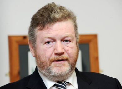 Minister for Health Dr James Reilly (file photo)
