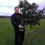 Winner of the championship, John O'Dea.