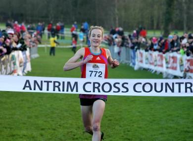 More success for Britton at Antrim International Cross