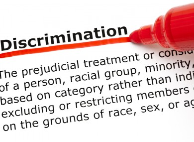 Sexual orientation discrimination articles of race