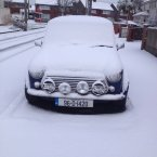 Snow in Beaumont. (Image: Sarah Sheils/TheJournal.ie reader)
