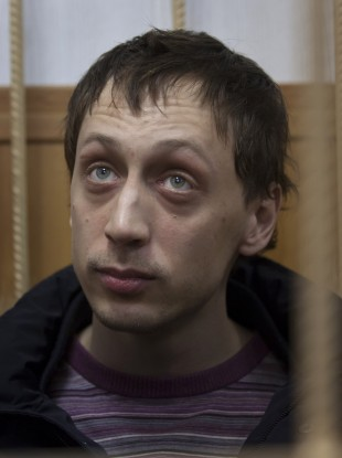 Dancer Pavel Dmitrichenko has been remanded in custody.
