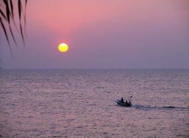 File photo, Indian Ocean.