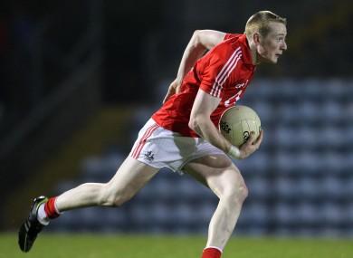 Cork's Damien Cahalane.