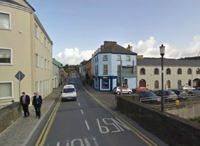Sligo town (File photo)