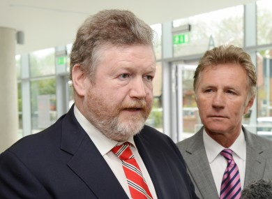 James Reilly says draft abortion laws will not require women to go before six doctors, as was reported at the weekend.