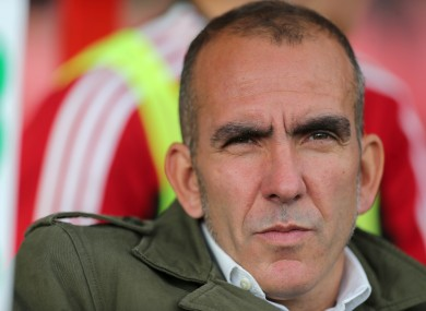 Di Canio was last night appointed as the new Sunderland manager.