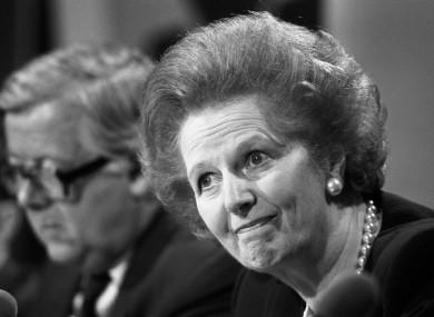 Thatcher id single gay men