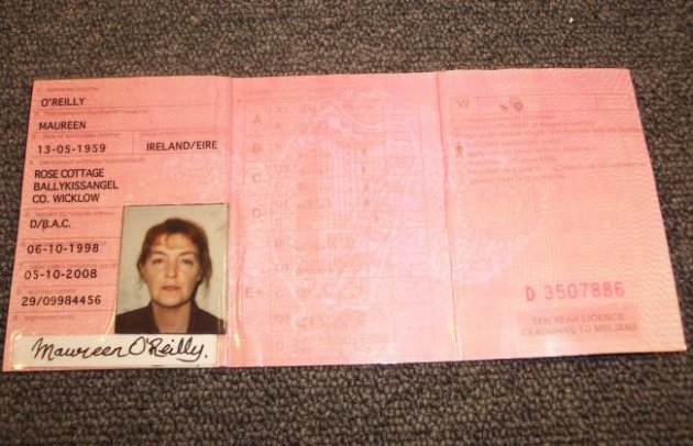 Sell Fake Driver License