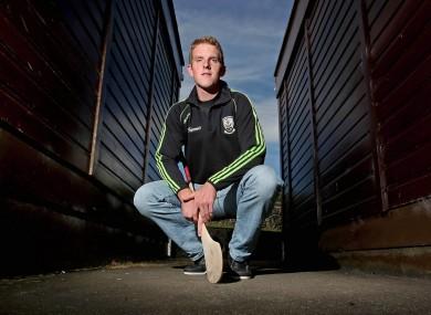 Galway's James Skehill.