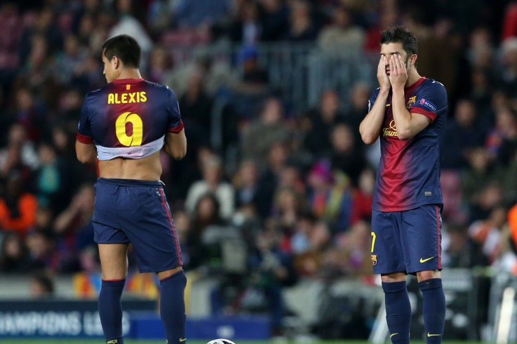 Video Bayern Destroy Barca Again Cruise To Final The42