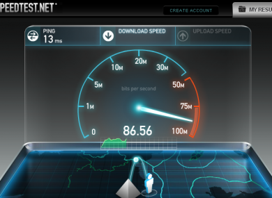 comreg to launch its own online test for broadband speeds